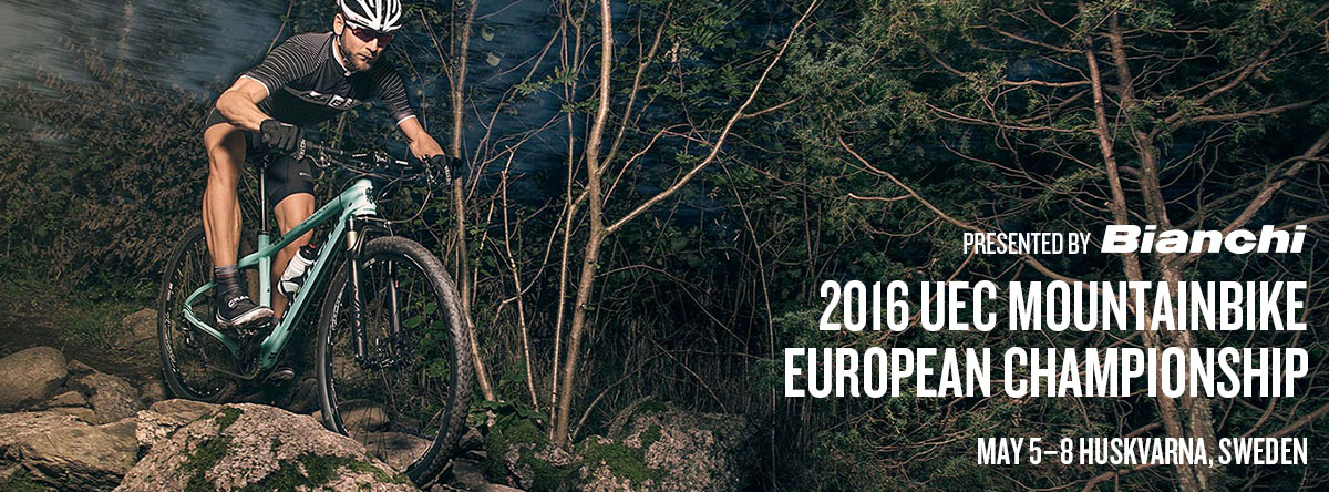 2016 UEC Mountain Bike European Championships Bianchi
