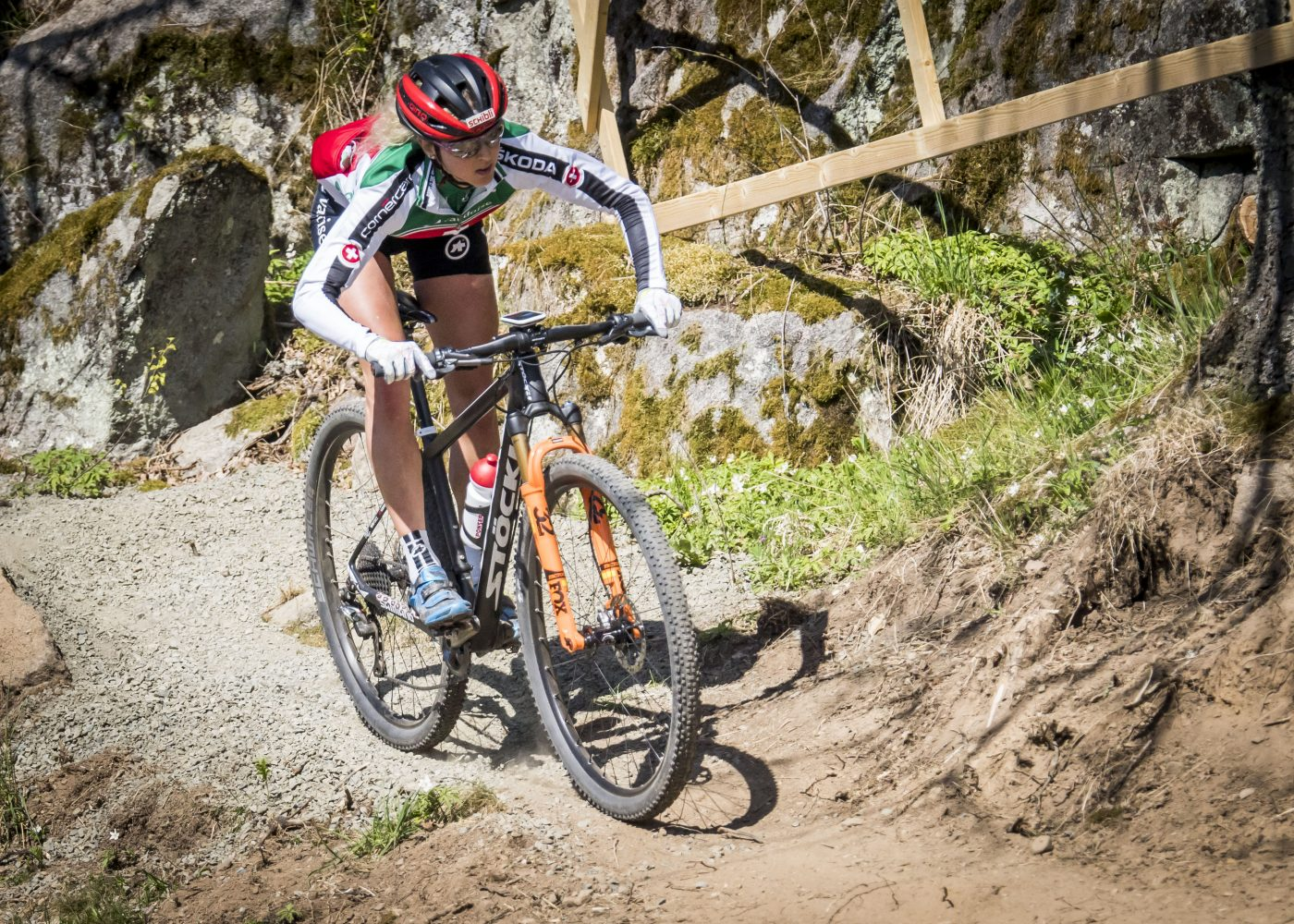 2016 UEC Mountain Bike European Championships Women Elite ...